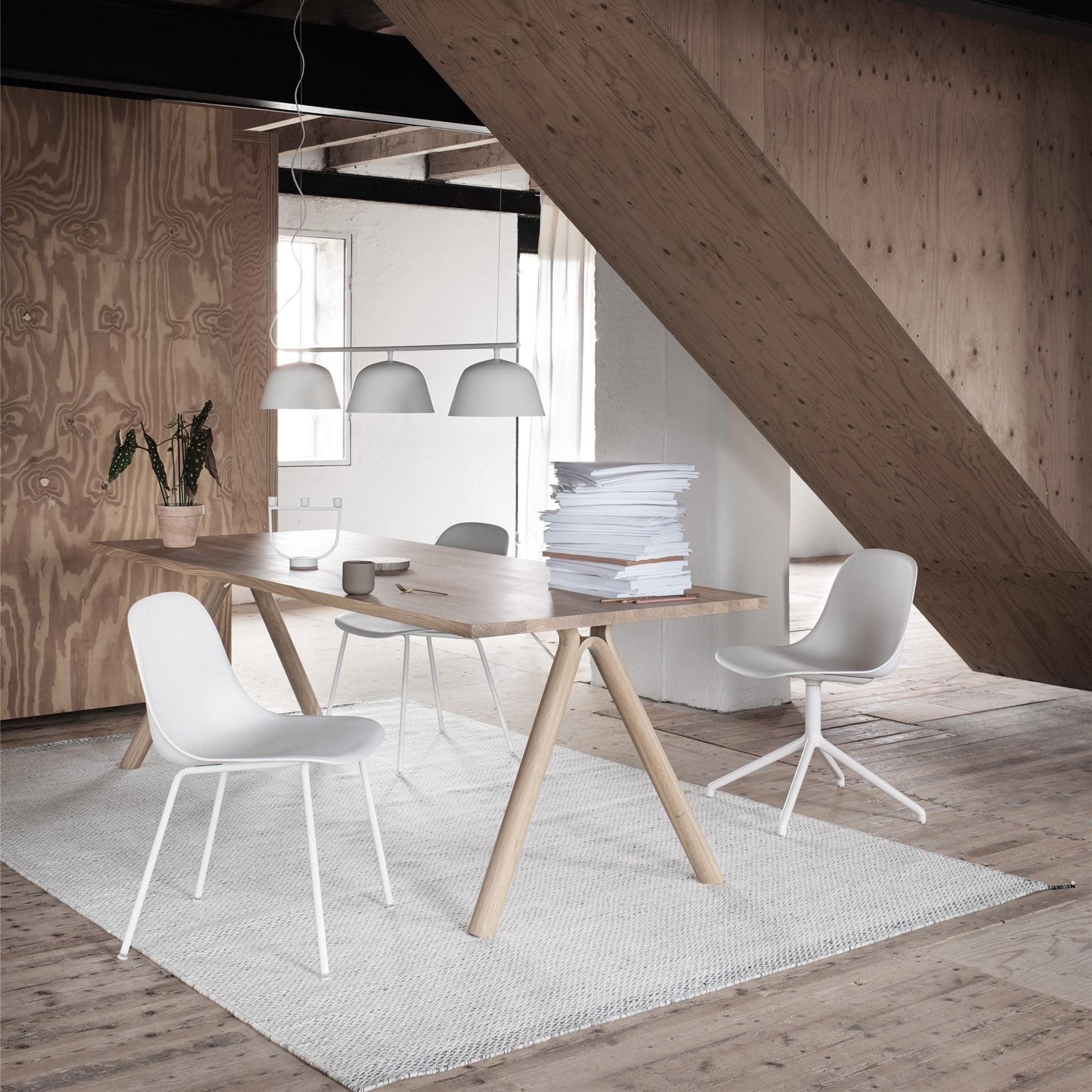 Muuto, Fiber Chair, Black