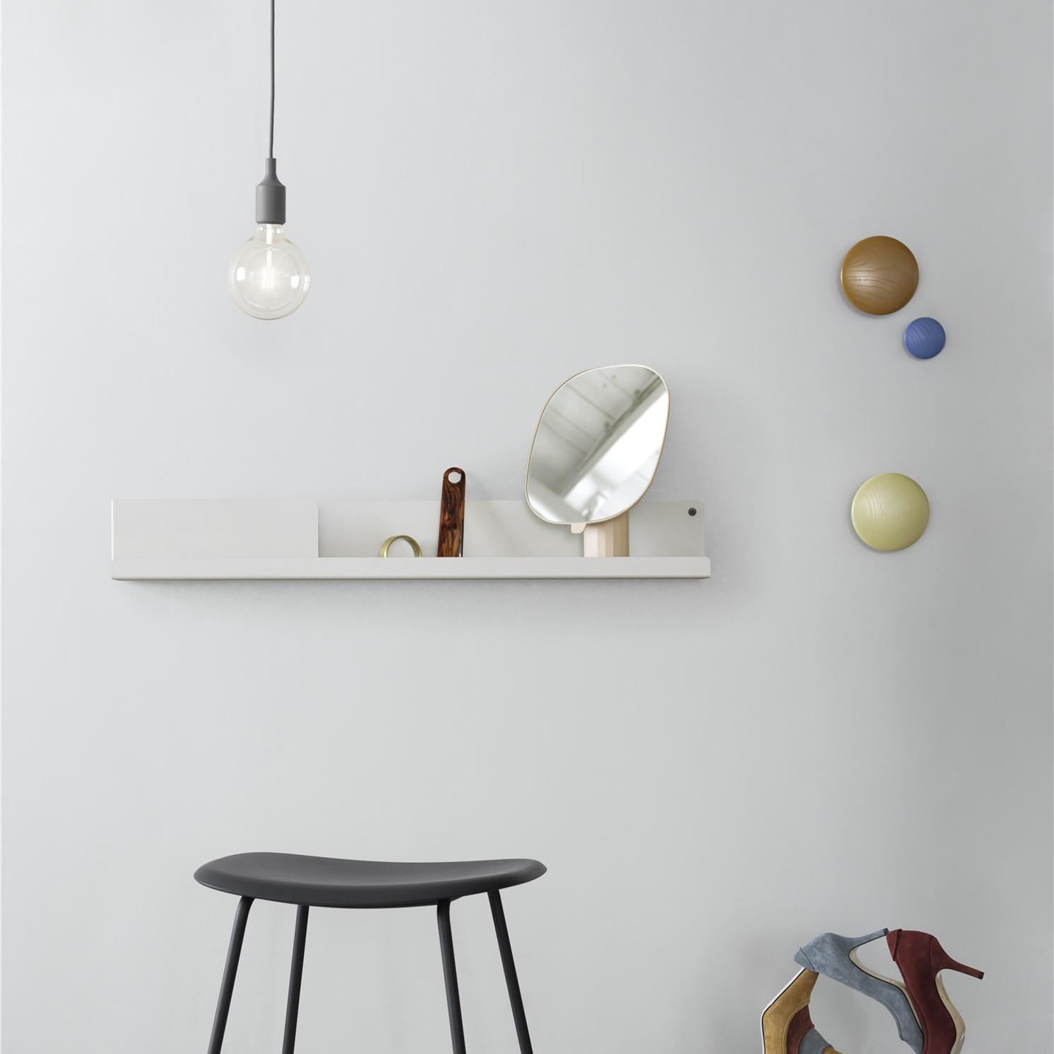 Muuto, E27 Lamp, Dark grey