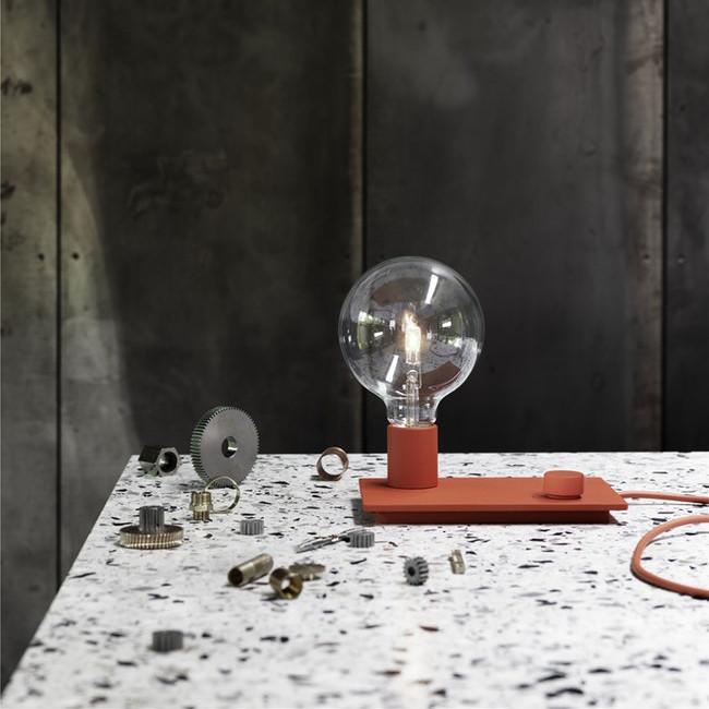 Muuto, Control lamp, Red