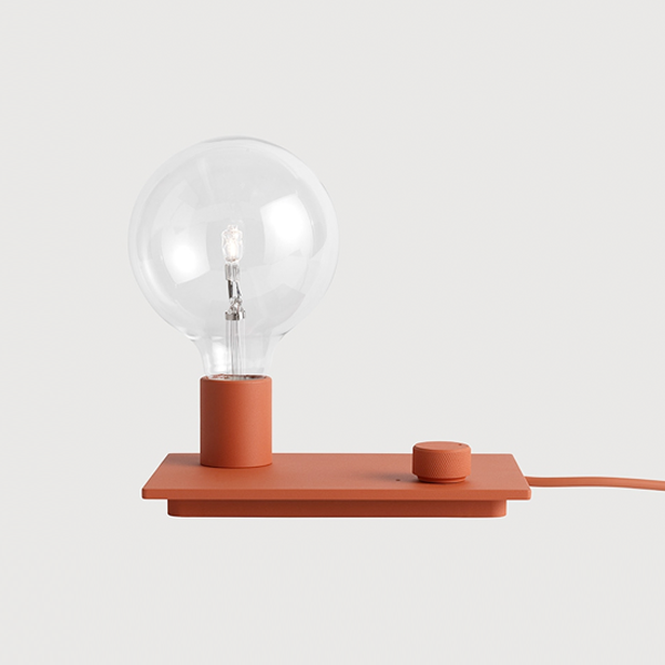Muuto, Control lamp, Red